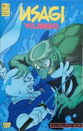 Usagi Yojimbo (1987) -6- No. 6