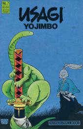 Usagi Yojimbo (1987) -7- No. 7