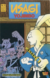 Usagi Yojimbo (1987) -8- No. 8