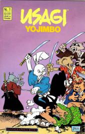 Usagi Yojimbo (1987) -11- No. 11