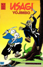 Usagi Yojimbo (1987) -12- No. 12