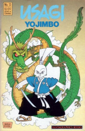 Usagi Yojimbo (1987) -13- No. 13