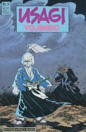 Usagi Yojimbo (1987) -14- No. 14