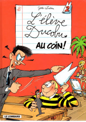 L'Élève Ducobu -2a2003- Au coin !