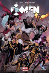 Extraordinary X-Men -4- Inhumains vs X-Men