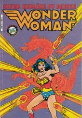 Wonder Woman -4- Wonder Woman a des ennuis