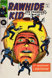 Rawhide Kid (Éditions Héritage) -4- Chute d'un héros