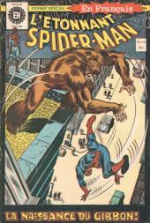 L'Étonnant Spider-Man (Éditions Héritage) -13- La naissance du Gibbon !