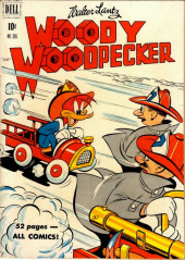 Four Color Comics (Dell - 1942) -305- Woody Woodpecker