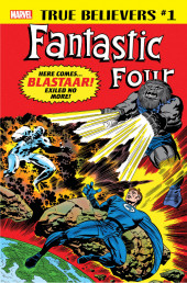True Believers: Fantastic Four (2019) - Fantastic Four: Here Comes... Blastaar! Exiled No More!