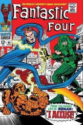 True Believers: Fantastic Four (2019) - Fantastic four-Ronan: I accuse!