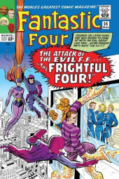 True Believers: Fantastic Four (2019) - Fantastic four: The frightful four!