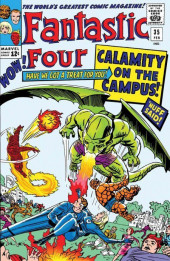 True Believers: Fantastic Four (2019) - Fantastic four: Dragon man!