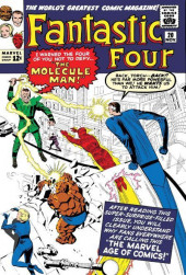 True Believers: Fantastic Four (2019) - Fantastic four: The Molecule Man!