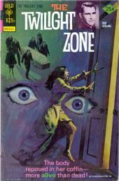 Twilight Zone (The) (Gold Key - 1962) -67- (sans titre)