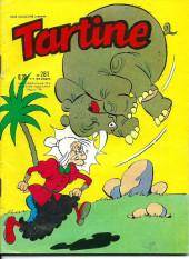 Tartine -281- Vive le cirque