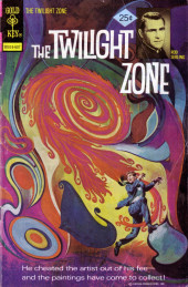 Twilight Zone (The) (Gold Key - 1962) -71- (sans titre)