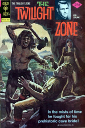 Twilight Zone (The) (Gold Key - 1962) -72- In the mists of time he fought for his prehistoric cave bride!