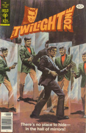Twilight Zone (The) (Gold Key - 1962) -90- There's no place to hide-in the hall of mirrors!