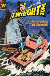 Twilight Zone (The) (Gold Key - 1962) -92- A girl in distress leads her rescuers on a voyage... to nowhere!