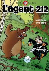 L'agent 212 -15b2016- L'appeau de l'ours