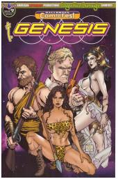 Halloween Comicfest Edition (2018) -2- Genesis