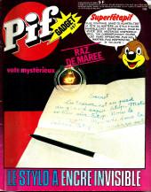 Pif (Gadget) -497- Enigme sur la banquise