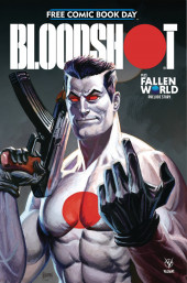 Free Comic Book Day 2019 -10- Bloodshot