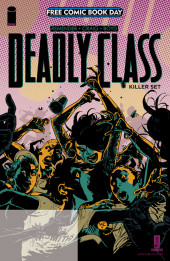 Free Comic Book Day 2019 -6- Deadly Class Killer Set