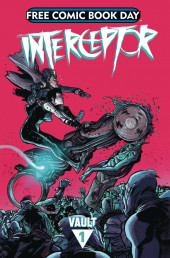 Free Comic Book Day 2019 -11- Interceptor