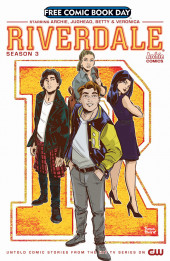 Free Comic Book Day 2019 -1- Riverdale Season 3