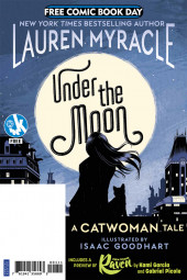 Free Comic Book Day 2019 -4- Under The Moon - A Catwoman Tale