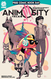 Free Comic Book Day 2019 -13- Animosity Tales