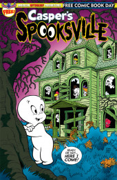 Free Comic Book Day 2019 -16- Casper's Spooksville