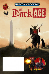 Free Comic Book Day 2019 -43- The Dark Age - Afterburn