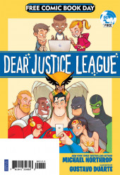 Free Comic Book Day 2019 -23- Dear Justice League