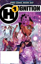 Free Comic Book Day 2019 -32- H1 Ignition