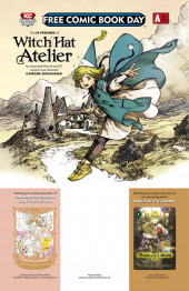 Free Comic Book Day 2019 -33- Witch Hat Atelier