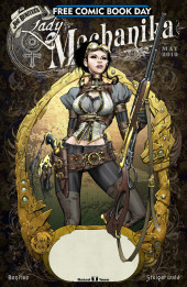 Free Comic Book Day 2019 -18- Lady Mechanika