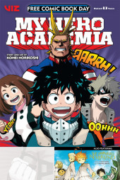 Free Comic Book Day 2019 -50- My Hero Academia - The Promised Neverland