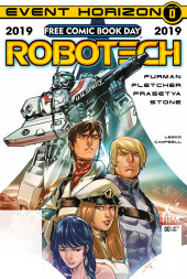 Free Comic Book Day 2019 -47- Robotech