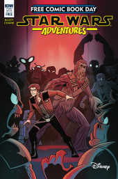 Free Comic Book Day 2019 -34- Star Wars Adventures
