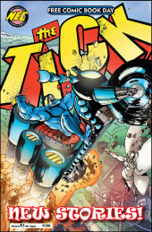Free Comic Book Day 2019 -48- The Tick