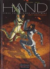 H.A.N.D. -2- Jungle de rouille