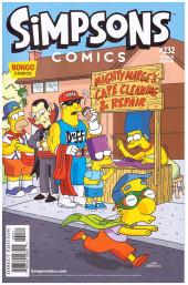 Simpsons Comics (1993) -232- Uncivil War Bartman v. Houseboy