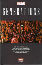 Marvel Generations - Tome INT