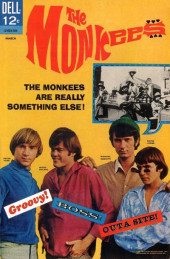 Monkees (The) (1967) -1- The Monkees Are Really Something Else!