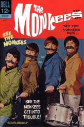 Monkees (The) (1967) -3- See The Monkees get into trouble!