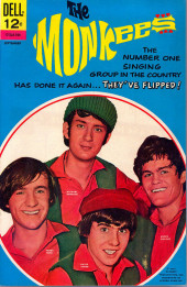 Monkees (The) (1967) -4- The Number One Singing Group In The Country Has Done It Again...They've Flipped!