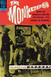 Monkees (The) (1967) -5- The boys from M.O.N.K.E.E!